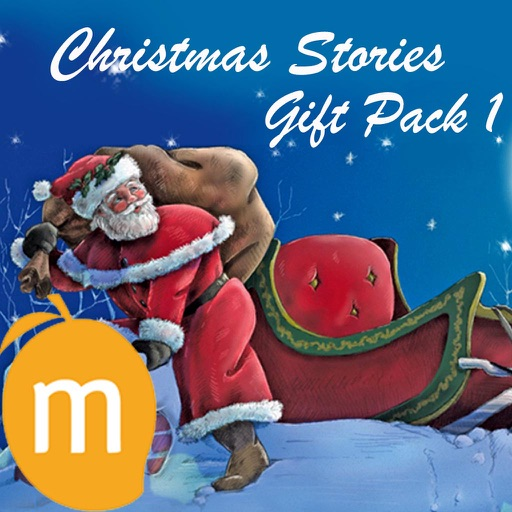 Christmas Stories Gift Pack 1 - Collection of best christmas and holiday stories, christmas carols and santa read aloud stories for children