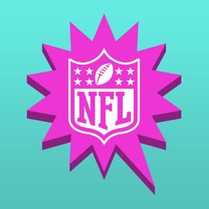 NFL Emojis Sports app