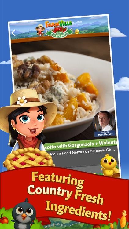 FarmVille to Table Recipe Book