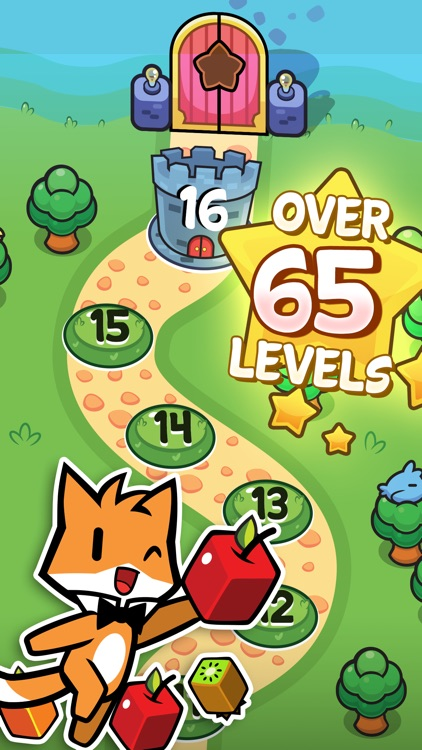 Tappy Fruit Shooter - Fun Arcade & Shooting Game