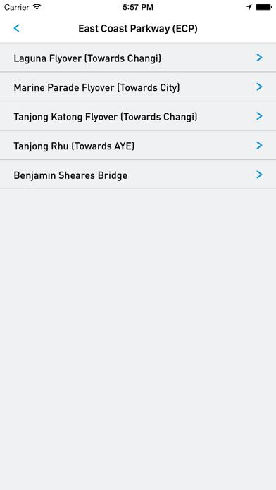 TraffiCam SG screenshot four