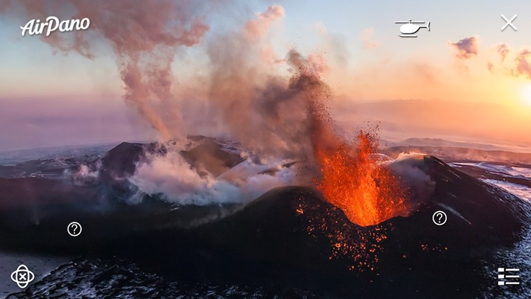 Volcano 360° screenshot-1