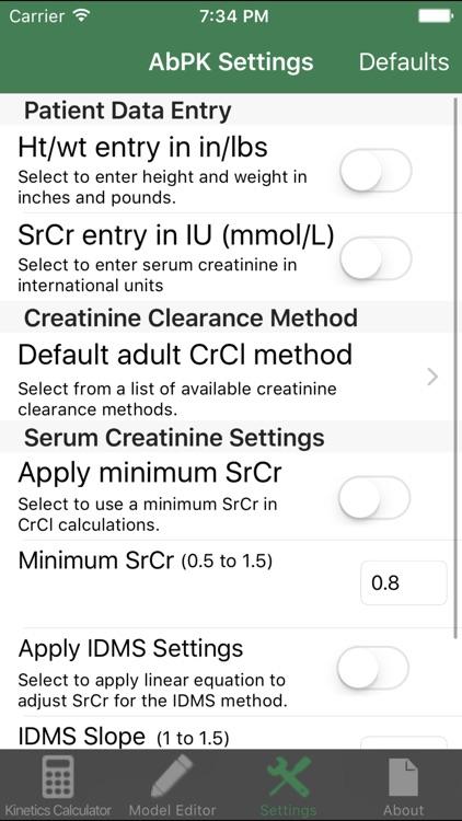 Antibiotic Kinetics screenshot-4