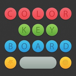 Color Keyboards for iOS 8 - Live Animated Keyboard