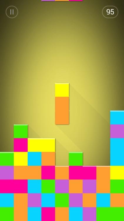 Qubies: Match-3 meets falling blocks