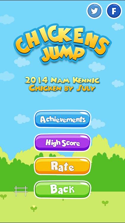 Chickens Jump screenshot-4