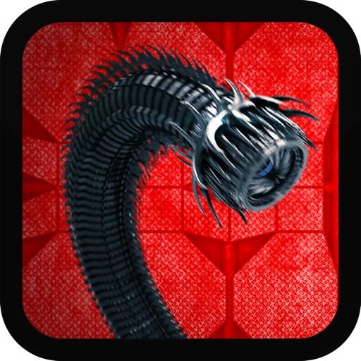 Super Mega Cyber Robo Worm 2077