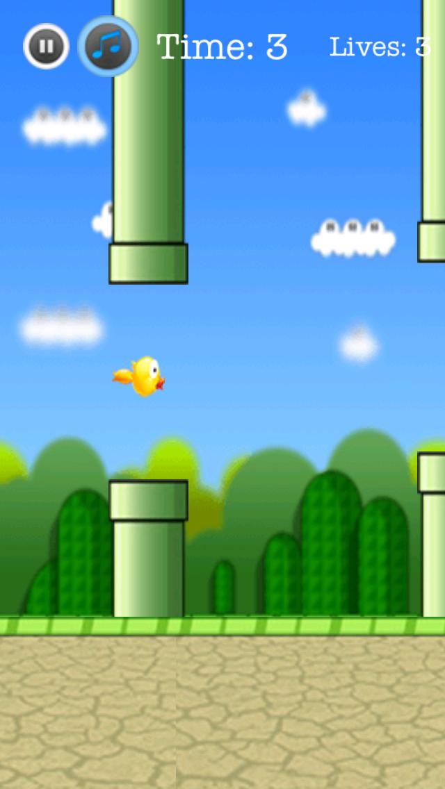Lucky Duck Free- The Adventure of Duck Bird screenshot three