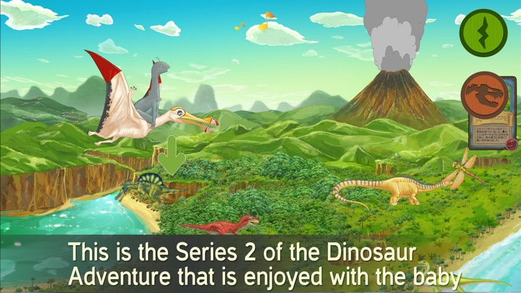 The Series 2 of the Adventure with Dinosaur Coco screenshot-0