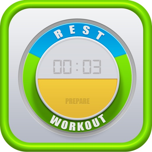 Tabata X² - interval HIIT trainer PRO