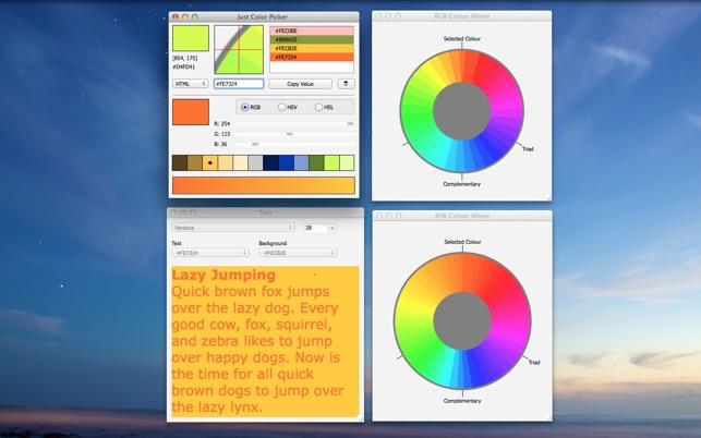 25 Helferlein für einfache Farbauswahl