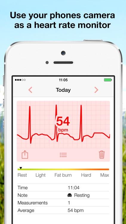 Sleep Cycle heart rate
