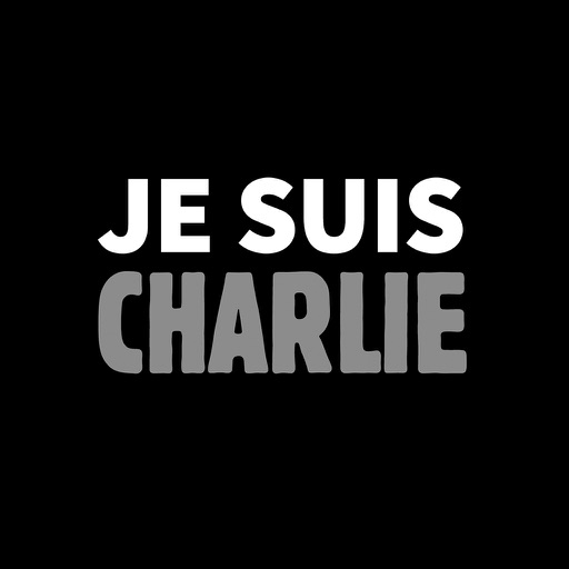 JE SUIS CHARLIE : Support Messages