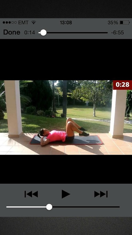 Fat Burning Video Workout Programs – Body Weight Exercises screenshot-4