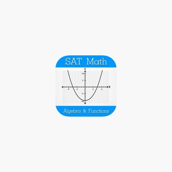 SAT Math : Algebra & Functions Lite on the App Store
