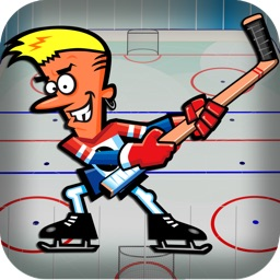 Ice Hockey Goalie Shootout Showdown MVP: Block The Big Slap Shot