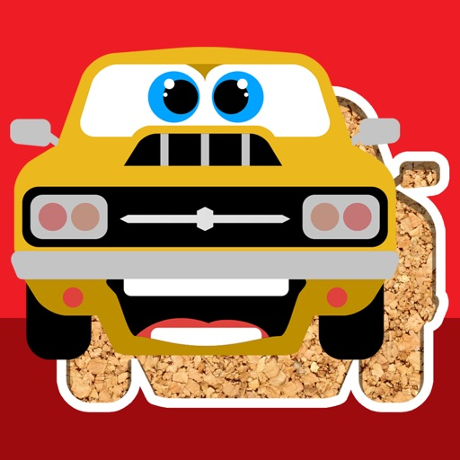 His first little Cars Jigsaw Puzzle Game for toddlers and preschoolers Free