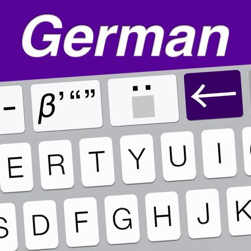 Easy Mailer German Keyboard