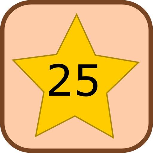 25 Star