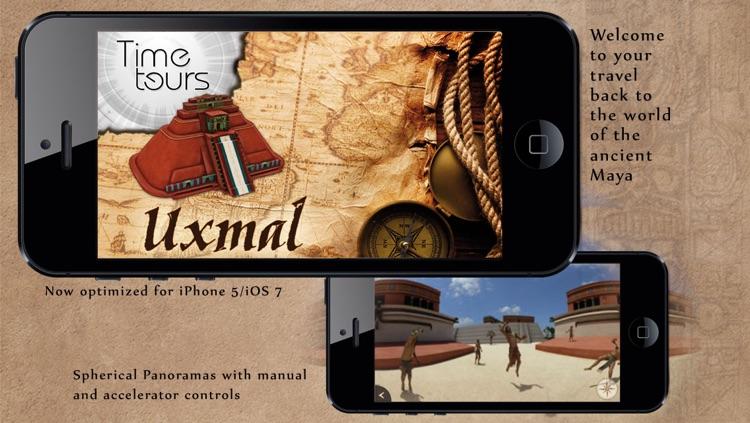 TimeTours: Uxmal