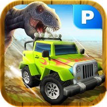 Parking Games Dino - Real Car Racing & Driving Games Simulator Free