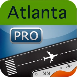 Atlanta Airport HD + Flight Tracker Premium