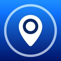 Moscow Offline Map + City Guide Navigator, Attractions and Transports