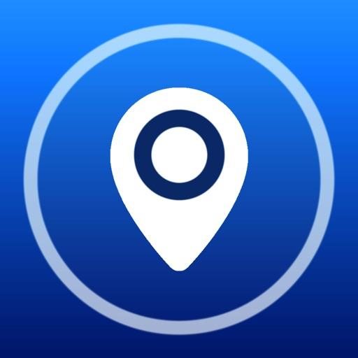 Москва Оффлайн Карта + Тур гид Навигатор, Развлечения и Транспорт