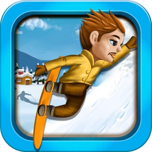 Снег гонки 2: Бесплатные превосходит сноубордист лучших всадника аркадные игры с хорошей прыжкам с трамплина смешно сноуборд