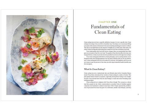 Clean eating made simple a healthy cookbook with delicious whole screenshot 4 forumfinder Image collections