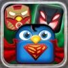 Super Hero Birds - Age Of Ultron - iPhoneアプリ