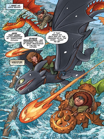 Dreamworks dragons riders of berk volume 6 underwolrd how to screenshot 2 ccuart Images