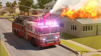 3D Fire Truck Parking...