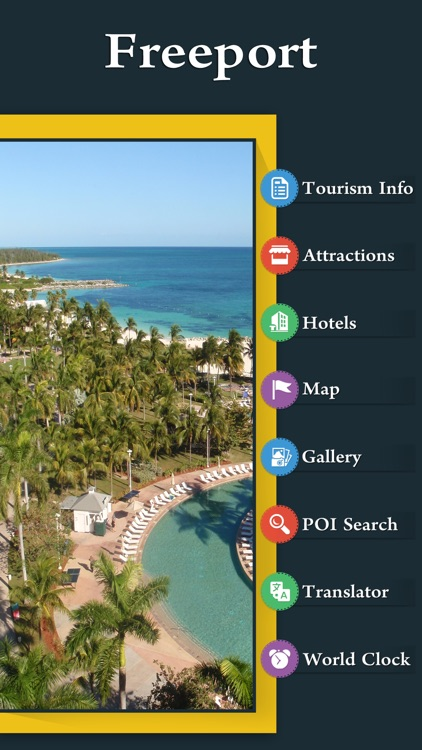 Freeport Travel Guide - Bahamas