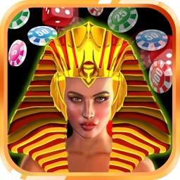A Pharaoh's Lucky 7 Master Casino Craps 3D Addict Game