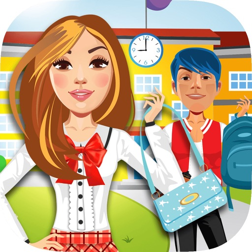 My High School BFF Fashion Club Dress Up Game