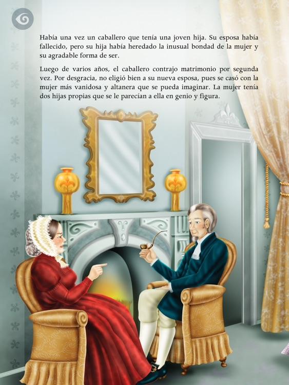 Cinderella: A Magic Fairy Tale Story Book for Kids screenshot-3