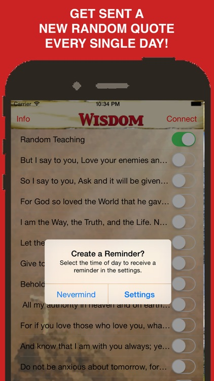 Ask Jesus with Daily Teachings™ screenshot-4
