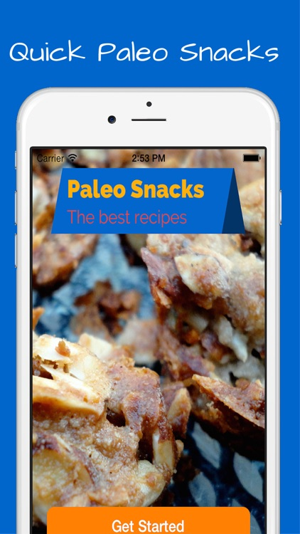 Paleo Snacks Recipes - Breakfast, Lunch and Appetizers with quick, easy and simple meals.