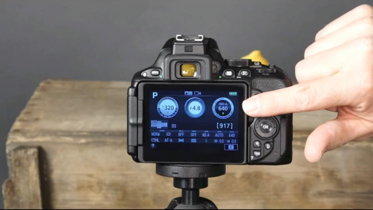 QuickPro  Control + Train for Nikon D5500 HD screenshot-4