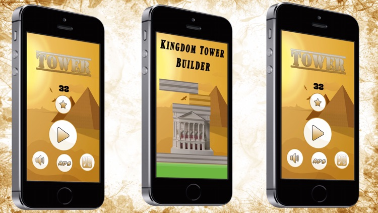 Kingdom Tower Builder