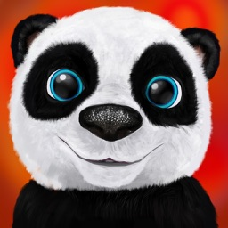 Teddy the Panda - In my room lives a stuffed animal