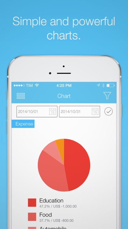 Finance Pro: Manage your Finance and Shopping List screenshot-3