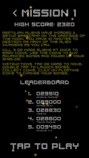 Trò chơi miễn phí cho iOS