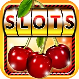 Triple Cherry Slots : Free 777 Slot Machine Game with Big Hit Jackpot