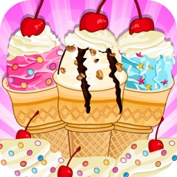 Ice Cream Cone Maker Game