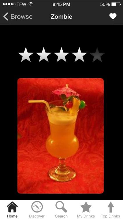 iBartender Drink & Cocktail Recipes screenshot-4