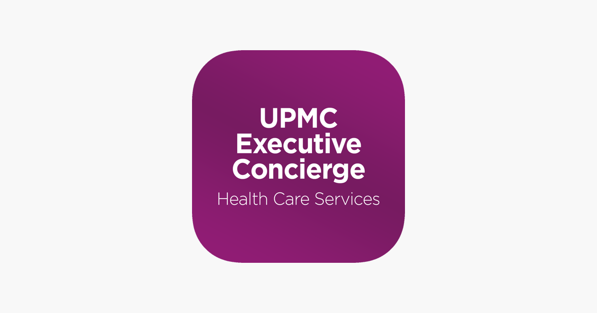 UPMC Executive Concierge on the App Store