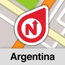 NLife Argentina - Offline GPS Navigation & Maps