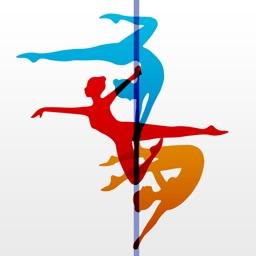Poledance Fitness for Beginners: Dance Technique & best video performance for girl